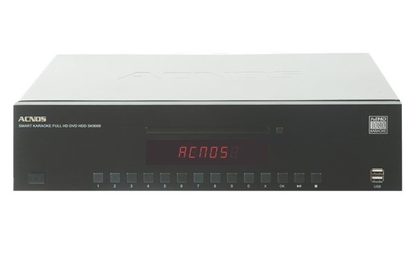 Đầu Karaoke Acnos SK9008