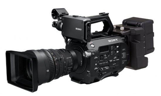 Cho thuê Sony PXW-FS7 XDCAM