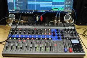 TV AUDIO thu âm tiền kỳ hậu kỳ