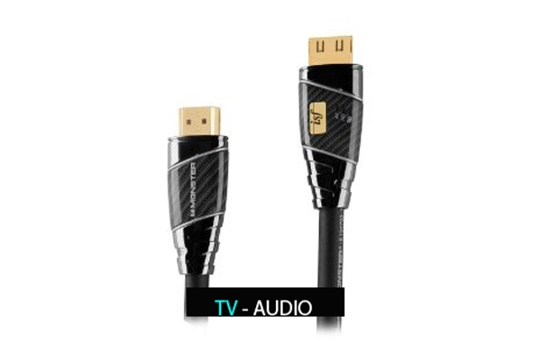 Monster HDMI M2000 HD 35 Feet & 50 Feet
