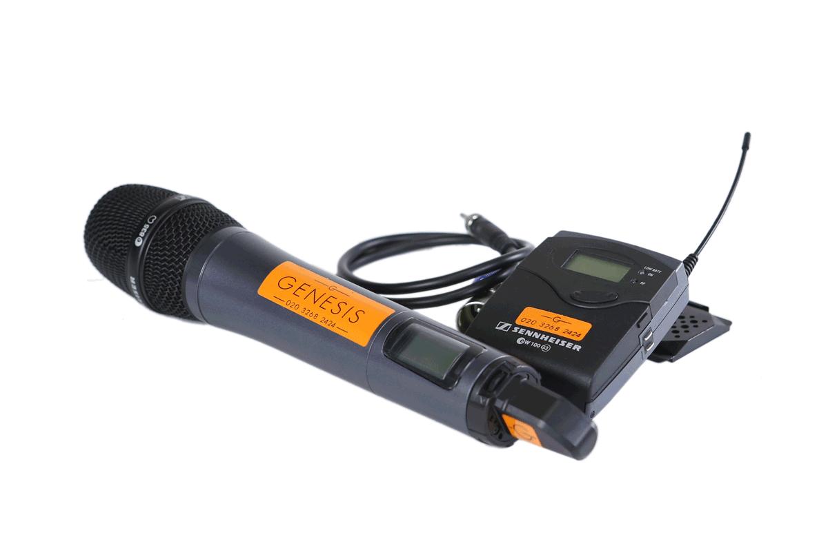 Sennheiser EW135 G3 Radio Microphone