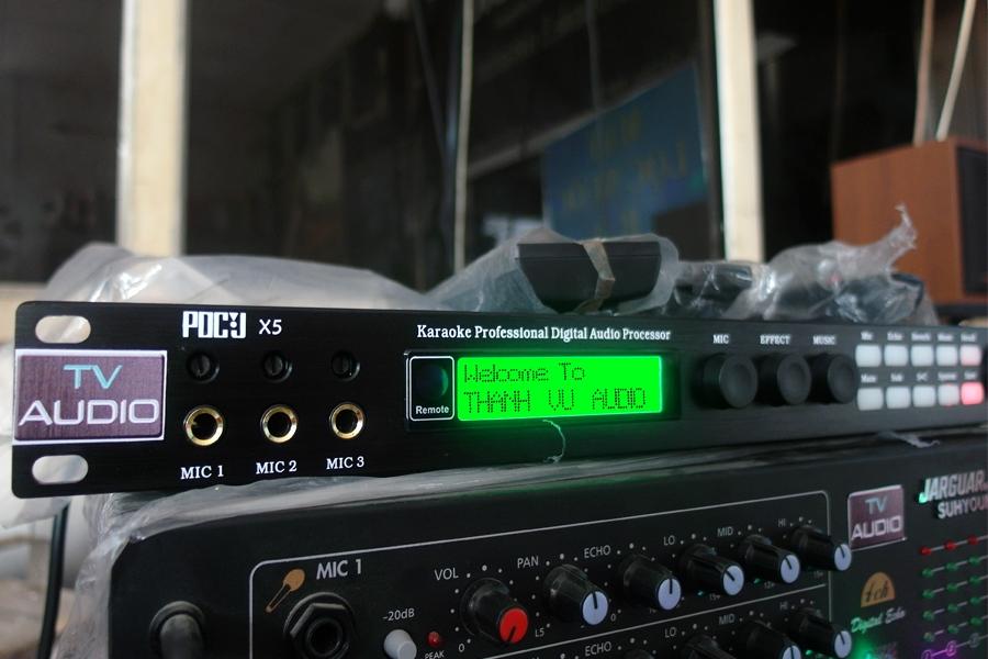 Mixer Số PDCJ X5