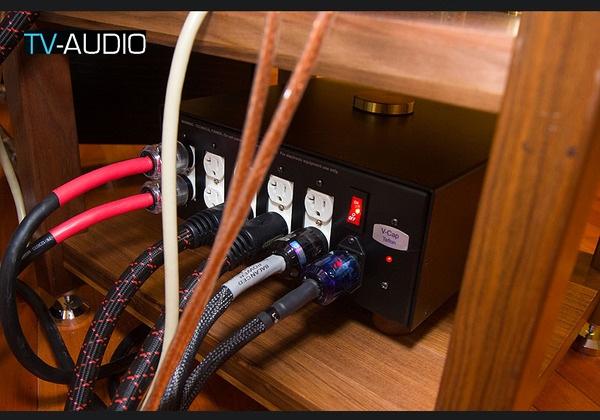 Tầm ảnh hưởng của nguồn điện trong âm thanh.