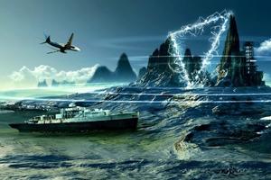 Lời giải về bí mật tam giác quỷ Bermuda