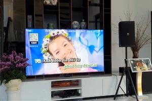 Karaoke Gia đình tại khu đô thị phú cát city