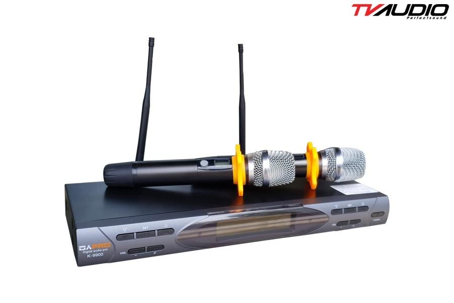 Micro không dây DA PRO K9900