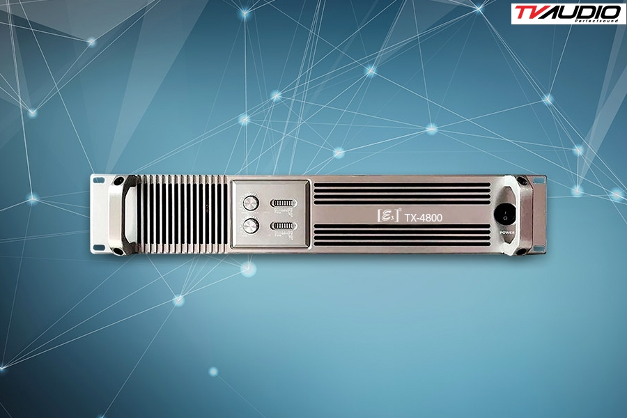 Công suất 2 kênh E3 TX-4800