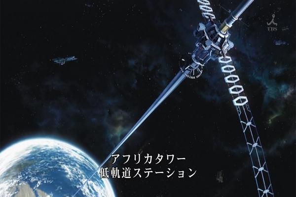 Người Nhật với ý tưởng xây thang máy từ trái đất đến trạm không gian