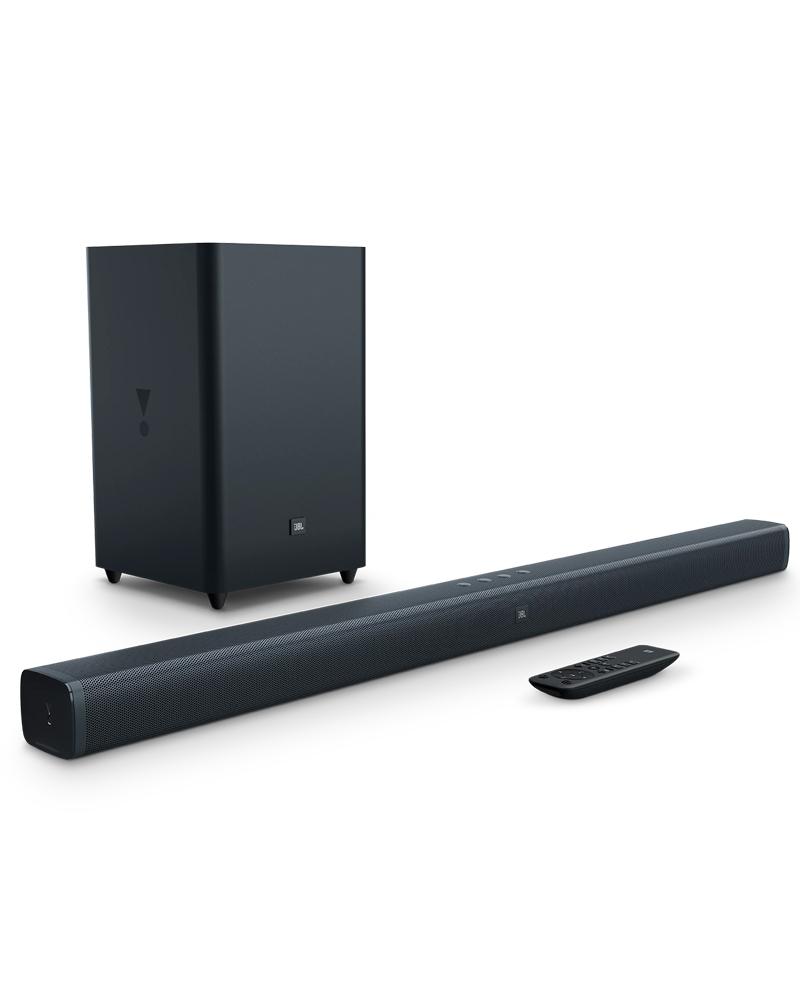 Loa sound bar JBL 2.1 . loa sound bar jbl
