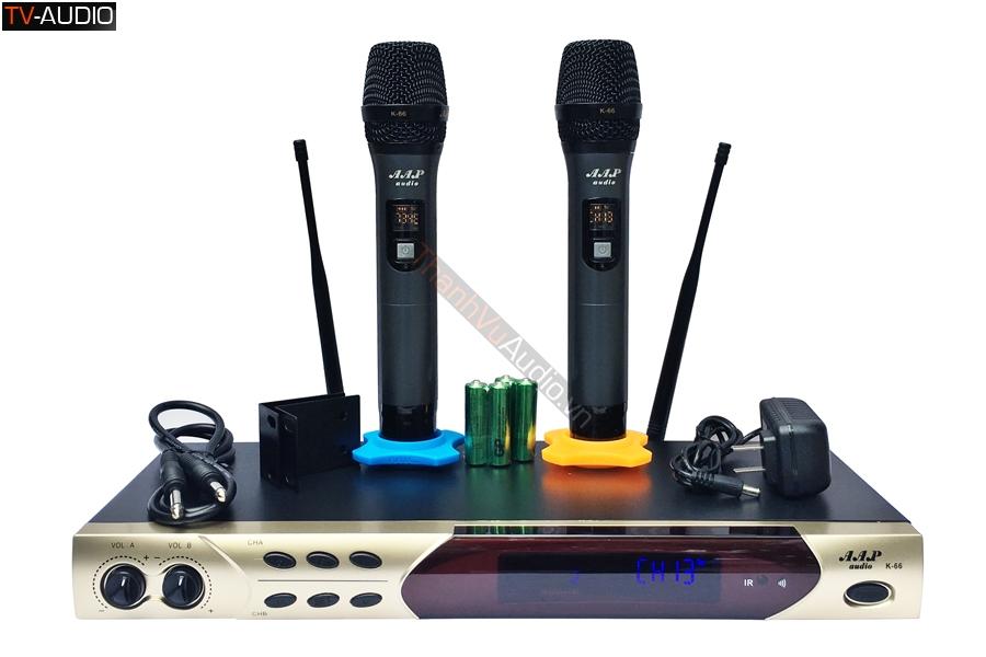 AAP audio K66