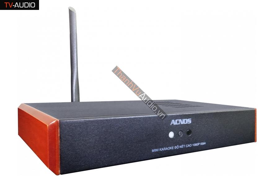 Đầu Karaoke Online Wifi Acnos KM4 2TB
