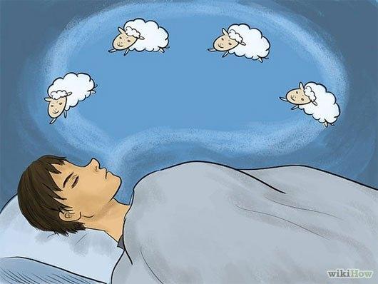 Bị mất ngủ thì làm thế nào?