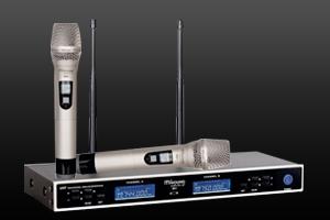 Micro không dây MISOUND M5 PLUS