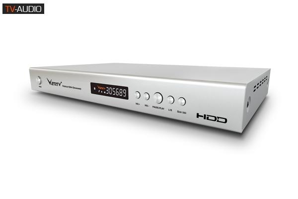 Đầu Karaoke Việt KTV - HD Pro 3TB