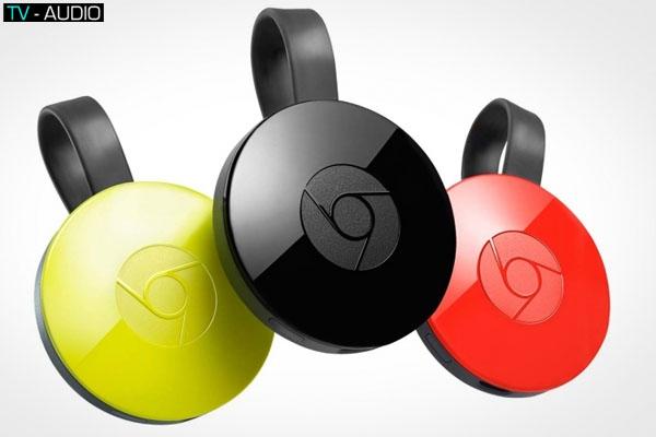Chromecast mới - sự cải tiến của google.
