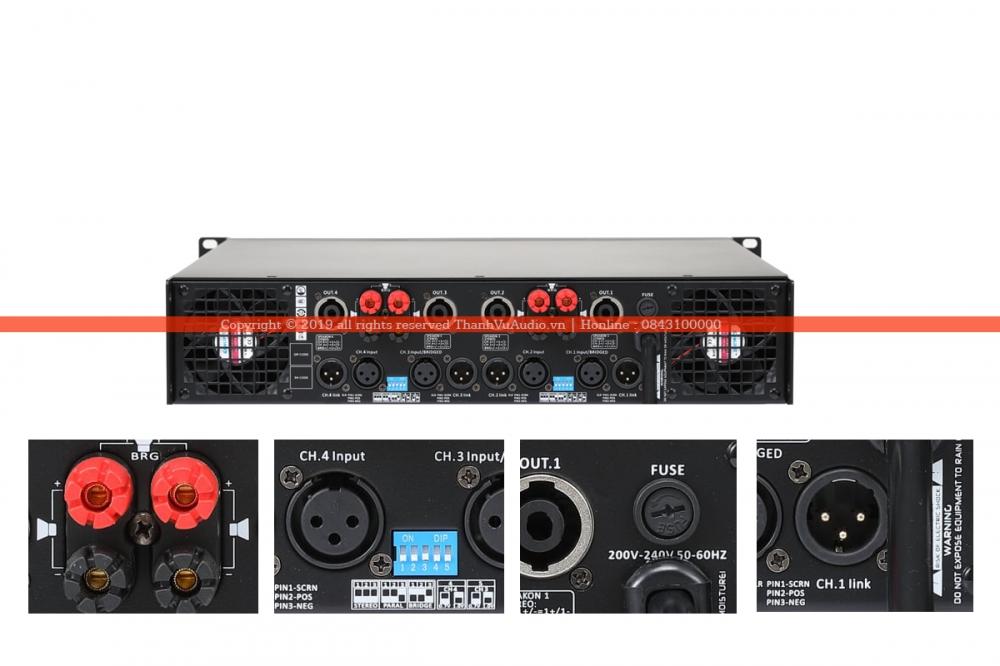 Cục công suất AAP TD 8004