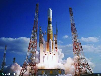 Nhật lần đầu phóng tên lửa mang vệ tinh thương mại