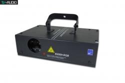 Đèn Laser B2000 RGB