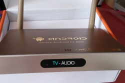 Android TV Full HD M8