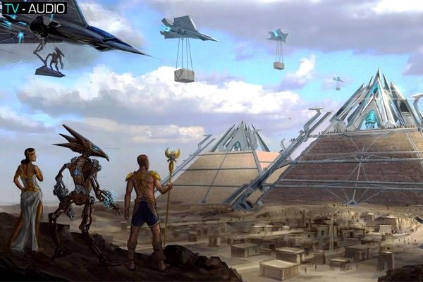 Truyền thuyết về UFO, liệu có người ngoài hành tính đã từng đến trái đất ?