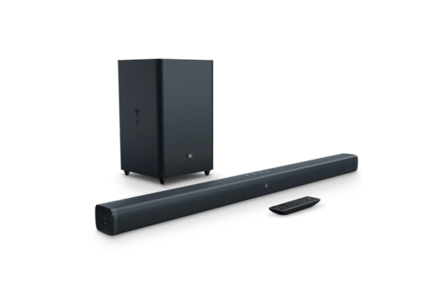 Loa sound bar JBL 2.1 . loa sound bar jbl