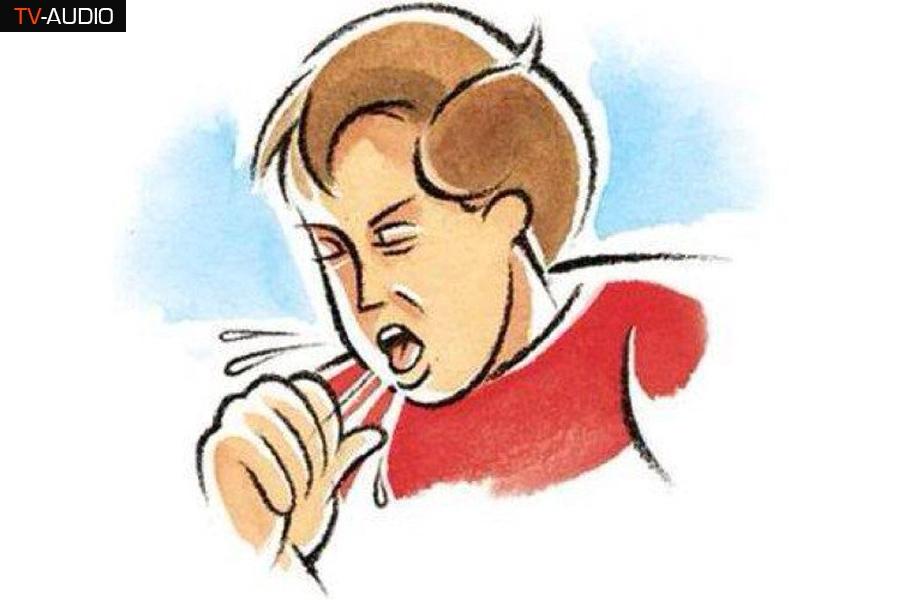 Trẻ em dễ bị viêm đường hô hấp trên khi trời chuyển lạnh